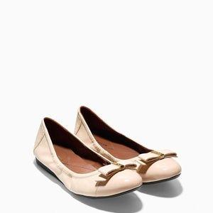 Cole Haan ELSIE Bow Ballet Flats Size 10 B NEW